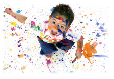 At BNS Web Creations we can get a bit messy.